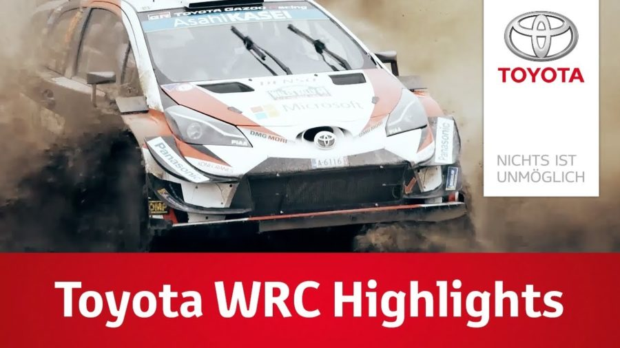 Toyota WRC 2018 Highlights-TOYOTA GAZOO Racing