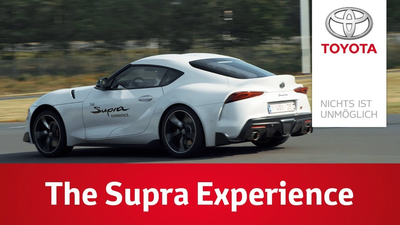 The Supra Experience
