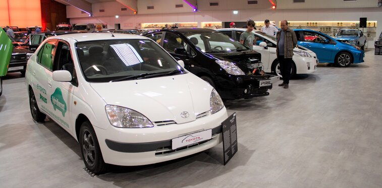 Hybrid Day Toyota Collection