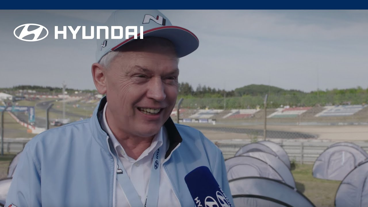 Hyundai Interview Albert Biermann