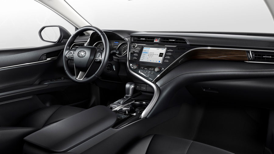 CAMRY HYBRID BUSINESS EDITION
