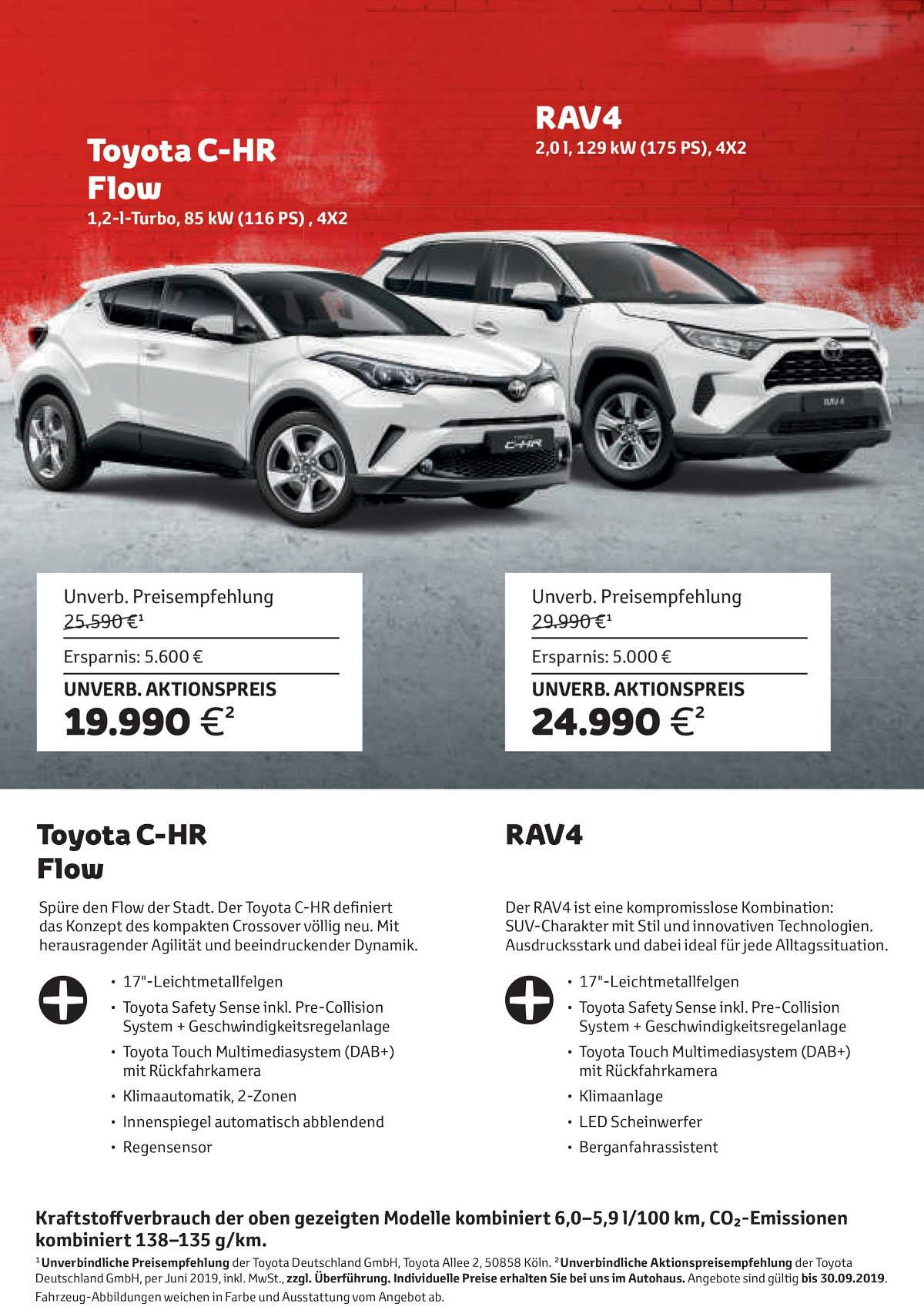 Toyota Red Deal